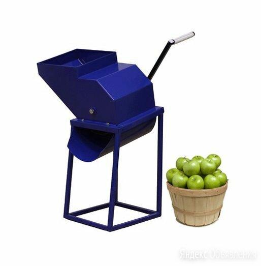 Измельчитель для яблок, овощей, груш по цене 2900₽ - Тёрки и измельчители, фото 0