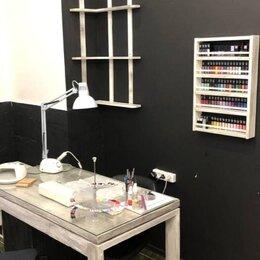 Дизайн, изготовление и реставрация товаров - Оборудование для салонов красоты , 0