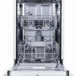 Посудомоечные машины - Встраиваемая посудомоечная машина Maunfeld MLP-08S, 0