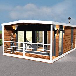 Готовые строения - Модульный Дом для дачи, 0
