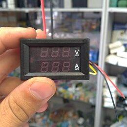 Измерительное оборудование - Цифровой амперметр, вольтметр, 0