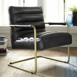 Кресла - Кресло A3000 HACKLEY A3000024 экокожа черная., 0