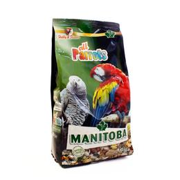 Корма - MANITOBA зерновая смесь 2кг для Крупных попугаев , 0