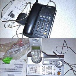 Радиотелефоны - Телефон Panasonic KX-TC410BX и KX-TCD245RU, 0