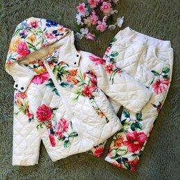 Комплекты верхней одежды - Демисезонный костюм для девочки , 0