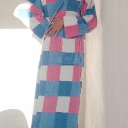 Домашняя одежда - Махровый халат, 0