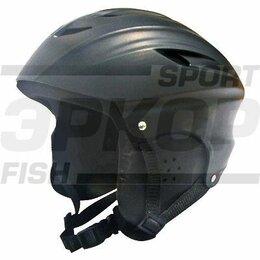 Шлемы - Шлем сноубордический Action Top Sport наушн несъёмн dodle чёрн разм M (55-59), 0