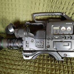 Видеокамеры - Камера Betacam Sony,Matrox MXO2LE, 0