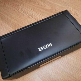 Принтеры, сканеры и МФУ - Принтер Epson Workforce WF-100, 0