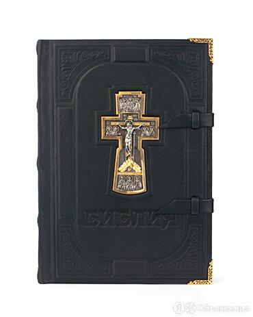 Библия  «Вознесение» с позолотой по цене 44030₽ - Цветы, букеты, композиции, фото 0