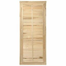 Двери - Глухая дверь Банные штучки 32699, 0