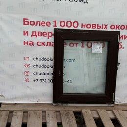 Окна - Окно, ПВХ Forte 58мм, 830(В)х720(Ш) мм, 0