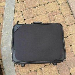 Дорожные и спортивные сумки - Дорожная сумка на колесиках, 0