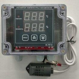 Капельный полив - Автоматический регулятор влажности и температуры, 0