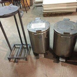 Прочее оборудование - Баки для мусора и пищевых отходов , 0