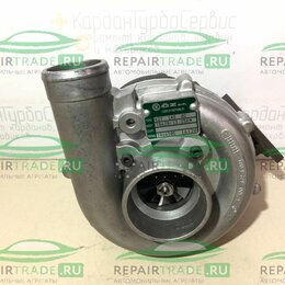 Двигатель и комплектующие - Турбокомпрессор CZ K27 145 01(02) , 0