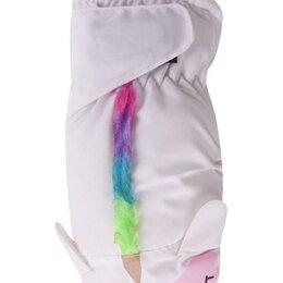 Перчатки и варежки - Варежки лыжные для девочек арт RN-018 (16), 0