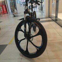 Велосипеды - Велосипед TRIOBLADE складной, 0