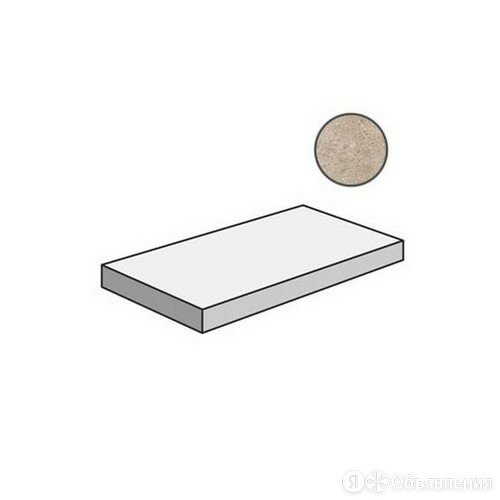 Плитка Италон Genesis 620070001059 Venus Creame Scalino Frontale Nat ANG.DX (... по цене 5025₽ - Плитка из керамогранита, фото 0