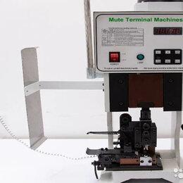 Производственно-техническое оборудование - Станок для опрессовки наконечников ленты EW-09C, 0