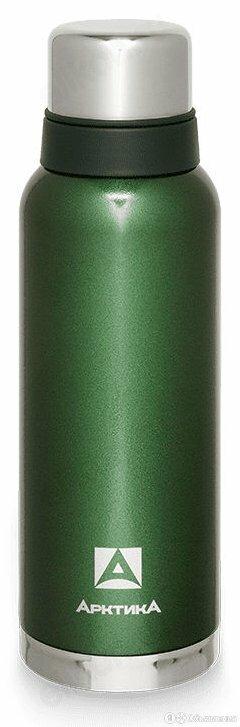 Термос металл ARCTICA 106-1200 зелёный 1,2л по цене 2497₽ - Термосы и термокружки, фото 0