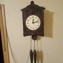 Часы настенные - Часы настенные,с кукушкой, 0