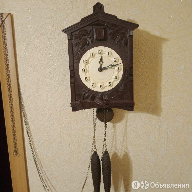 Часы настенные,с кукушкой по цене 5000₽ - Часы настенные, фото 0