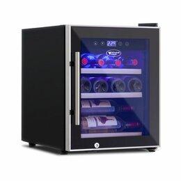 Винные шкафы - Винный шкаф Cold Vine C12-KBF1 , 0