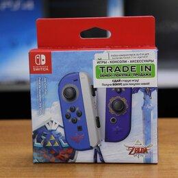 Аксессуары - Набор контроллеров Joy-Con Switch (The Legend of Zelda: Skyward Sword), 0