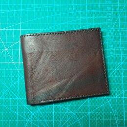 Кошельки - Кожаный кошелек своими руками без швейной машинки, 0