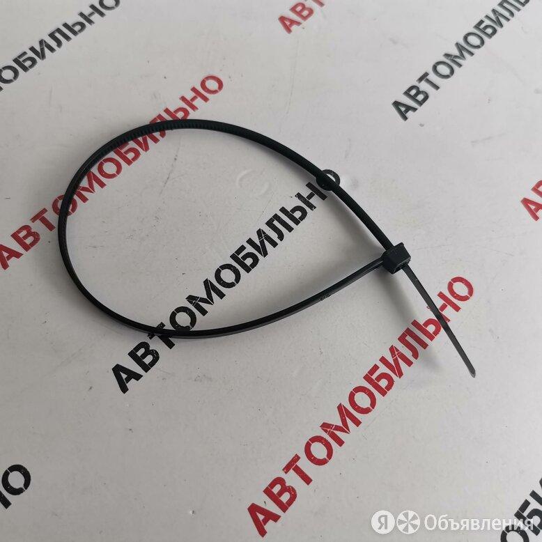 СТЯЖКА 3 х 200мм черная (цена за 1шт) по цене 4₽ - Металлопрокат, фото 0