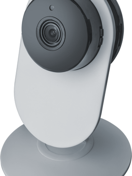 Камеры видеонаблюдения - Видеокамера 14 547 Smart Home 130град. IP20 FHD…, 0