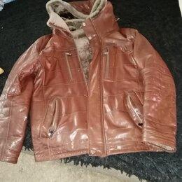 Куртки - Кожаные куртки, 0