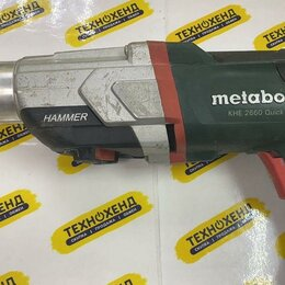 Для шлифовальных машин - Metabo KHE 2660 Quick кейс (3 Дж)(ка-73163), 0