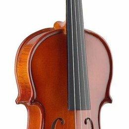Смычковые инструменты - Stagg VN-3/4 скрипка 3/4 с футляром, 0