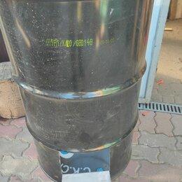 Бочки - Бочка - печь на 200л для сжигания  садовых веток, 0