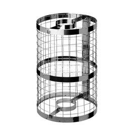 Дымоходы - Сетка на трубу для камней D 115 Ferrum, 0