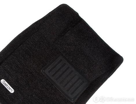 Коврики салона текстильные Land Rover Discovery 3 04- Satori 3D Basic черн.. ... по цене 3700₽ - Интерьер , фото 0