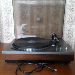 Проигрыватели виниловых дисков - Радиотехника эп-101-стерео + 50 пластинок, 0