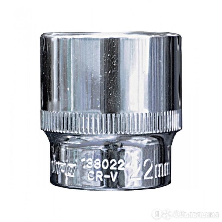Торцевая головка Ombra 138022 по цене 255₽ - Торцевые головки и ключи, фото 0