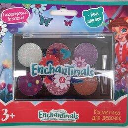 Для глаз - Тени для век детские с блестками Enchantimals , 0