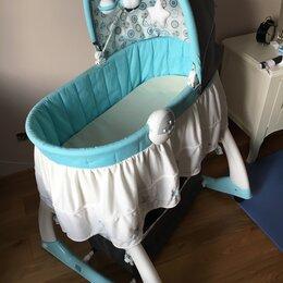 Колыбели и люльки - Люлька колыбель для новорожденных jetem голубой, 0