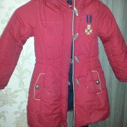 Куртки и пуховики - пуховик детский на 6 лет Фаберлик, 0