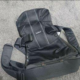 Рюкзаки и сумки-кенгуру - BabyBjorn One Mesh рюкзак для переноски ребенка, 0