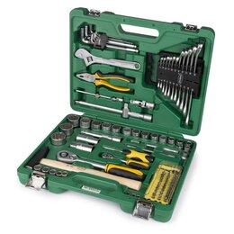 Наборы инструментов и оснастки - Набор инструмента 98 предметов Арсенал AL-98 Auto, 0