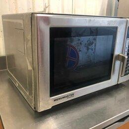 Микроволновые печи - Печь микроволновая Menumaster RFS518TS , 0