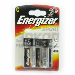 Батарейки - Элемент питания Energizer Base LR14 FSB2, 0