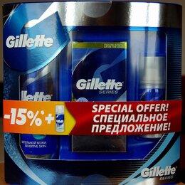 Бритвы и лезвия - Подарочный набор Gillette Series                 , 0
