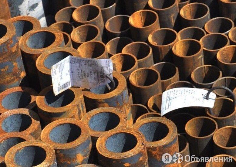 Труба бесшовная 219х30 мм ст. 35 ГОСТ 8732-78 по цене 49496₽ - Металлопрокат, фото 0