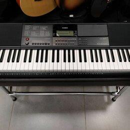 Клавишные инструменты - Синтезатор Casio CT-X700, 0